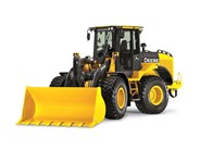 John Deere 555K Wheel Loader