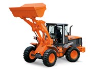 Hitachi ZW140 Wheel Loader