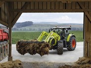 Claas Arion 650-630 Tractor