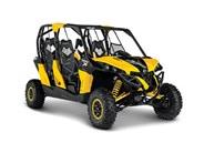 Can-Am Maverick Max X RS DPS UTV