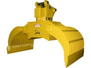 Embrey EWG Waste Grapple