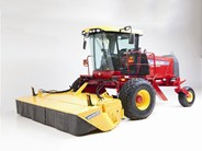 New Holland SR Series SP Windrower