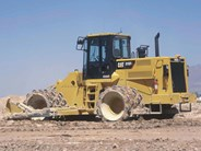 Caterpillar 815F Series 2 Soil Compactor