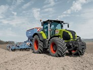 Claas Axion 870-800 series tractors