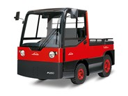 Linde P250 Tow Tractor