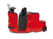 Linde P30 Tow Tractor