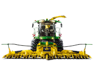 John Deere 8000 Series Forage Harvesters