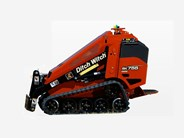 Ditch Witch SK755 mini-skid steer loader