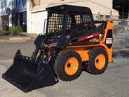 Cougar 720 Skid Steer
