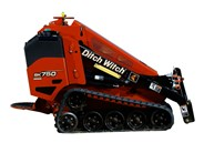 Ditch Witch SK750 Skid Steer