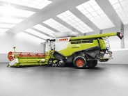 Claas Lexion 780 combine harvesters