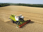 Claas Lexion 670-650 combine harvester