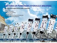 Powerking Hydraulic Hammer