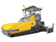 Dynapac SD2550CS Paver