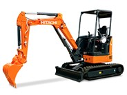 Hitachi ZX26U-5 Mini Excavator