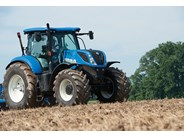 New Holland T7 tier 4B tractors