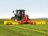 Poettinger Novacat rear 3pl mounted mowers