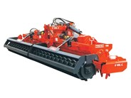 Falc Super Magnum series power harrows