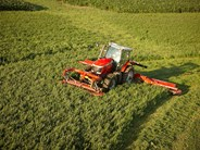 Massey Ferguson DM series mower conditioners