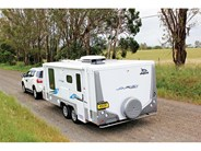 Jayco Journey 17.55-8 Touring
