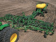 John Deere Air Seeder carts