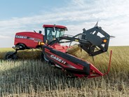 Case IH WD4 series windrowers