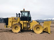 Caterpillar 816K Series compactors
