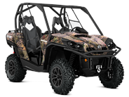 Can-Am Commander DPS XT side by side