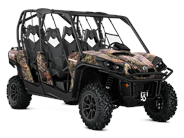 Can-Am Commander Max XT