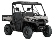Can-Am Defenfer XT side by side
