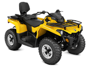 Can-Am Outlander MAX DPS ATV