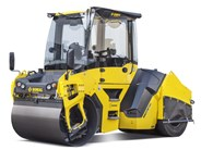 Bomag BW151AC-50 combination roller
