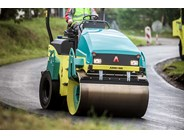 Ammann ARX23K combination roller