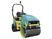 Ammann ARX40K combination roller