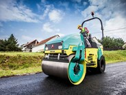 Ammann ARX45K combination roller