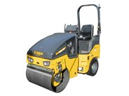 Bomag BW120AC-5 combination roller
