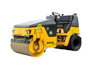 Sakai TW354 combination roller