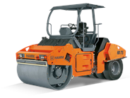 HAMM HD 75K Combination Roller