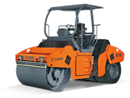HAMM HD 90K Combination Roller