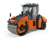 HAMM HD+ 110 VT Combination Roller
