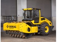 Bomag BW 219 PD-5 padfoot compactor