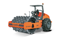 HAMM 3411 P padfoot compactor