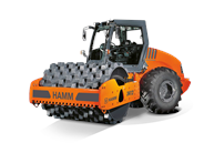HAMM 3412 HT P padfoot compactor