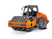 HAMM 3414 P padfoot compactor