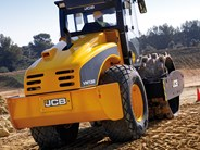JCB VM 132PD padfoot compactor
