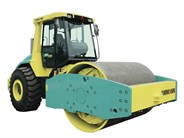 Ammann ASC 200 D single smooth drum compactor