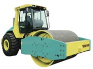 Ammann ASC 250 D single smooth drum