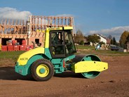 Ammann ASC 70 D single smooth drum compactor