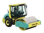 Ammann ASC 90 PD single drum padfoot compactor