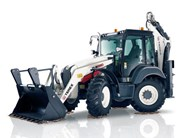 Terex TLB990 backhoe loader